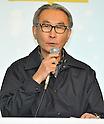 """Daisaku Kimura, Nov 29, 2011 : November : Tokyo, Japan, Director of photography Daisaku Kimura appears at a press conference for the film """"Kita no Kanaria tachi"""" in the Tokyo."""