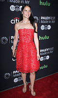 NEW YORK, NY- OCTOBER 08: Lucy Liu at PaleyFest New York 2016 presents Elementary at the Paley Center for Media in New York.October 08, 2016. Credit: RW/MediaPunch