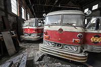 Junkyard Heavy Trucks