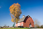 Old Barn of Ambler Farm, Wilton, CT, USA