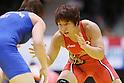 Kyoko Hamaguchi (JPN), May 25, 2012 - Wrestling : 2012 Female Wrestling World Cup -72kg Primary round at 2nd Yoyogi Gymnasium, Tokyo, Japan. (Photo by Yusuke Nakanishi/AFLO SPORT) [1090]