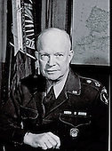 Brussels, Belgium - December 19, 1950 -- The North Atlantic Council (NAC) appoints the North Atlantic Treaty Organization's (NATO) first Supreme Allied Commander Europe (SACEUR), General Dwight D. Eisenhower, United States Army on 19 December 1950..Credit: NATO via CNP