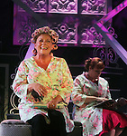 """Guiding Light's Kim Zimmer stars Molly Tower in """"It Shoulda Been You"""" - a new musical comedy - at the Gretna Theatre, Mt. Gretna, PA on July 30, 2016.  (Photo by Sue Coflin/Max Photos)"""