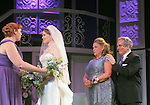 """Guiding Light's Kim Zimmer stars with Molly Tower, Kayleen Seidl and Joel Briel in """"It Shoulda Been You"""" - a new musical comedy - at the Gretna Theatre, Mt. Gretna, PA on July 30, 2016. (Photo by Sue Coflin/Max Photos)"""