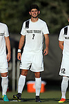 26 August 2016: Wake Forest's Jon Bakero (ESP). The Wake Forest University Demon Deacons hosted the Saint Louis University Billikens in a 2016 NCAA Division I Men's Soccer match. SLU won the game 1-0.
