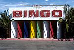 Bingo lounge in Gardena, CA