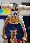 Chinese acrobats visit St. Nicholas School in Los Altos Hills