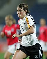 MAR 13, 2006: Faro, Portugal:  Annike Krahn