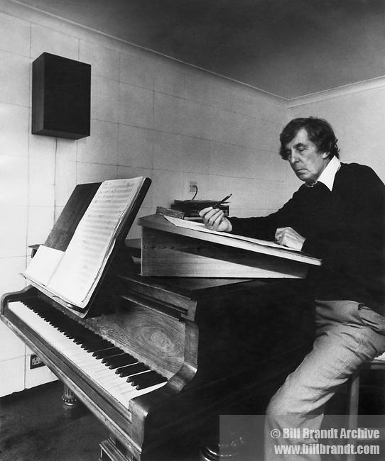 Michael Tippett, 1981