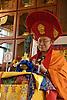 June 5-7 2009 - Chicago, IL ..Garchen Rinpoche teaching and Kalachakra Empowerment.at KTC, Cicero, IL...Photo Credit: Heather A. Lindquist...