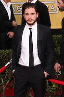 LOS ANGELES, CA - JANUARY 18: Kit Harington at the 20th Annual Screen Actors Guild Awards held at The Shrine Auditorium on January 18, 2014 in Los Angeles, California. (Photo by Xavier Collin/Celebrity Monitor)