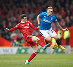 Kenny Mclean and Martyn Waghorn