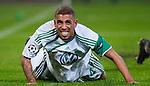 Fussball, Uefa Champions League 2009/2010: VFL Wolfsburg - Manchester United FC