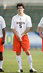 Virginia Tech's Brent Dillie on Wednesday, November 9th, 2005 at SAS Stadium in Cary, North Carolina. The Duke University Blue Devils defeated the Virginia Tech Hokies 2-0 during their Atlantic Coast Conference Tournament Quarterfinal game.