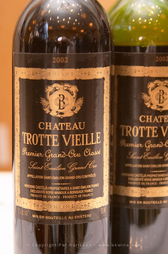 Chateau Trotte Vieille, Saint Emilion, bordeaux, France