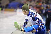 SPEEDSKATING: CALGARY: Olympic Oval, 25-02-2017, ISU World Sprint Championships, Ruslan Murashov (RUS), ©photo Martin de Jong