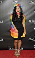"""NEW YORK, NY - June 23: Nicole Snooki Polizzi  attends Logo's  2016 """"Trailblazer Honors""""June 23, 2016 at The Cathedral of St. John the Divine  in New York City .  Photo Credit: John Palmer/ MediaPunch"""