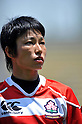 Ayumi Inui (JPN),.MAY 19, 2012 - Rugby : Woman's Rugby Test match between Japan women's 61-15 Hong Kong women's at Chichibunomiya Rugby Stadium, Tokyo, Japan. (Photo by Jun Tsukida/AFLO SPORT)