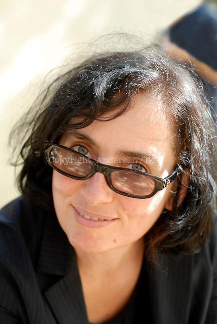 Alissa Walser, German writer.