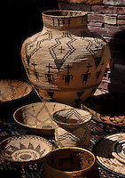 SW INDIAN BASKETS