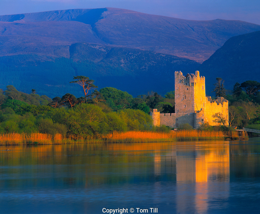 Ross Castle County Kerry, Republic of Ireland  Killarney National Park