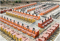 Profusa Housing project: Colinas del Sol, Toluca, Mexico