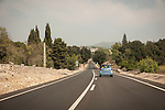 Driving on the Mallorca highways