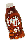 Bottle of Frijj Chocolate Fudge Brownie Flavour Milkshake - Jan 2010