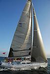 sailing in Santa Cruz