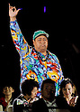 KONISHIKI,, Apr 03, 2012 : Tokyo, Japan : Former sumo wrestler KONISHIKI, attends the world premiere for the film &quot;Battleship&quot; in Tokyo, Japan, on April 3, 2012.The film will open on April 13 in Japan.