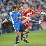 Fussball Bundesliga, Saison 2008/2009: FC Bayern Muenchen - Karlsruher SC