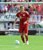 Fussball 1. Bundesliga:  Saison   2011/2012    Testspiel FC Bayern Muenchen  - Traumspiel 23.07.2011 Bastian Schweinsteiger (FC Bayern Muenchen)