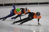 SCHAATSEN: HEERENVEEN: 30-01-14-2013, IJsstadion Thialf, Training Topsport, Jorien ter Mors, ©foto Martin de Jong