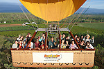 20101117 NOVEMBER 17 Cairns Hot Air Ballooning