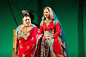 "World premiere of ""Wah! Wah! Girls"" , a British Bollywood musical, at the Peacock Theatre, London. A Sadler's Wells, Theatre Royal Stratford East & Kneehigh production, in association with Hall for Cornwall. Picture shows: Rina Fatania (as Bindi) and Sheena Patel (as young Soraya)."