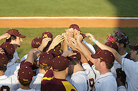 2010 Big Ten Baseball Tournament Minn Fri