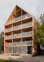 Hammock House / Flederhaus, Vienna