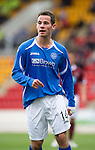 St Johnstone FC...Season 2011-12.Kevin Moon.Picture by Graeme Hart..Copyright Perthshire Picture Agency.Tel: 01738 623350  Mobile: 07990 594431