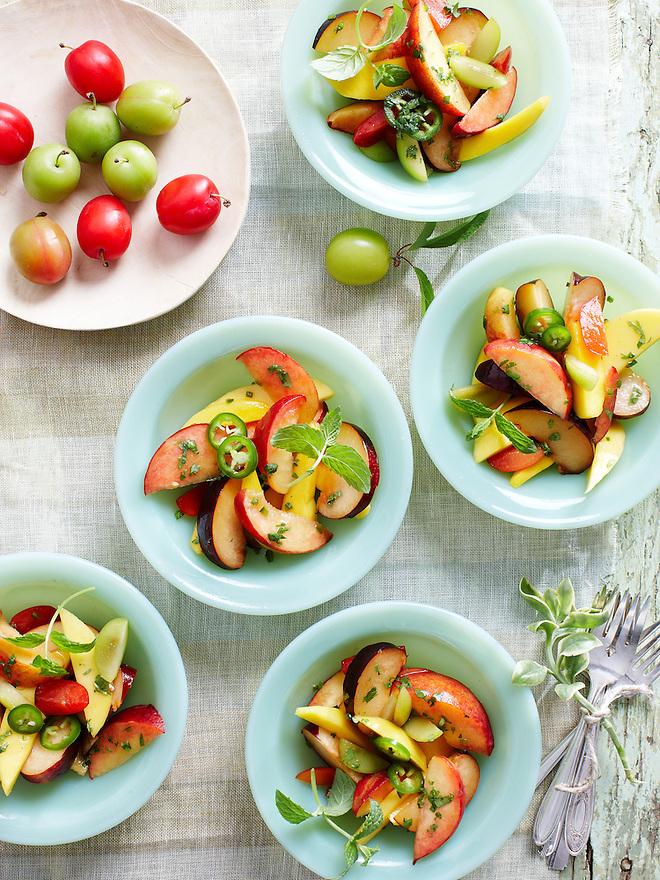 Mango Tango Fruit Salad