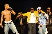T.I., KANYE WEST, DIDDY, 50 CENT & JAY Z (SCREAMFEST - MADISON SQUARE GARDEN - 08/23/2007)