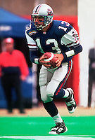 Anthony Calvillo Montreal Alouettes 1998. Photo F. Scott Grant