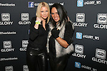 Carrie Keagan and Ariel Fox Attend GLORY Sports International (GSI) Presents GLORY 12 Kick Boxing World Championship NEW YORK, LIVE on SPIKE TV, from the Theater at Madison Square Garden, NY