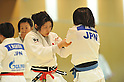 Misato Nakamura, MARCH 28, 2012 - Judo : Japanese women's national team open the practice for press at Ajinomoto National Trining center in Itabashi, Japan. (Photo by Atsushi Tomura /AFLO SPORT) [1035]