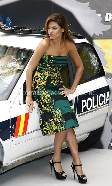 WWW.ACEPIXS.COM . . . . .  ..... . . . . US SALES ONLY . . . . .....November 11 2010, Madrid....Eva Mendez attends 'The Other Guys' photocall at the Santo Mauro Hotel on November 11, 2010 in Madrid, Spain.....Please byline: FAMOUS-ACE PICTURES... . . . .  ....Ace Pictures, Inc:  ..Tel: (212) 243-8787..e-mail: info@acepixs.com..web: http://www.acepixs.com