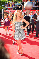 LOS ANGELES - JUL 11:  Connie Britton arrives at the 2012 ESPY Awards at Nokia Theater at LA Live on July 11, 2012 in Los Angeles, CA