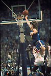 24 MAR 1973:  UCLA center Bill Walton (32) during the NCAA Men's National Basketball Final Four semifinal game against Indiana, held in St. Louis, MO, at the Checkerdome. UCLA defeated Indiana 70-59 to meet Memphis in the championship game. Walton was named MVP for the tournament. .Photo: &copy;  Rich Clarkson / NCAA Photos.