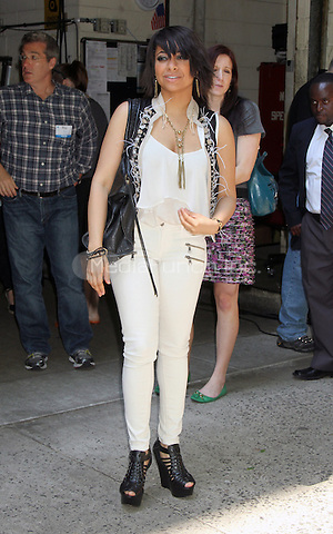 May 29, 2012 Raven Symone at Live with Kelly! in New York City. © RW/MediaPunch Inc.