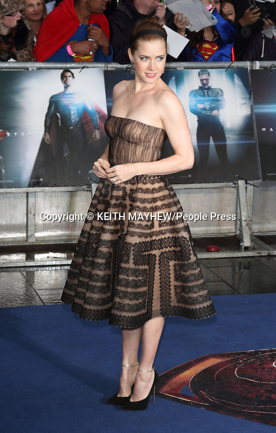 UK Premiere of 'Man Of Steel' at the Empire, Leicester Square, London - June 12th 2013<br /> <br /> Photo by Keith Mayhew
