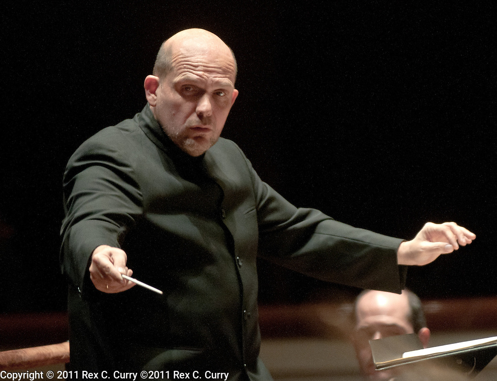 Jaap van Zweden, Music Director of the Dallas Symphony Orchestra