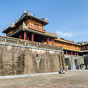 Hue's Citadel / Hue / Vietnam